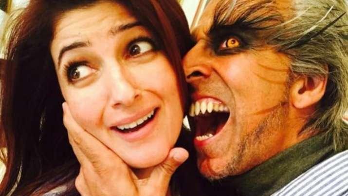 Akshay Kumar wishes wife Twinkle Khanna on wedding anniversary with 2.0 twist