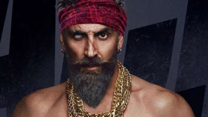 Akshay Kumar looks fierce in Bachchan Pandey's new look