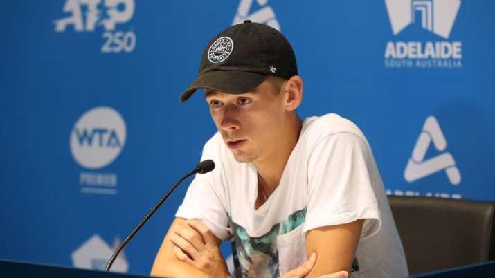 Australian Open Alex De Minaur Pulls Out With Abdominal