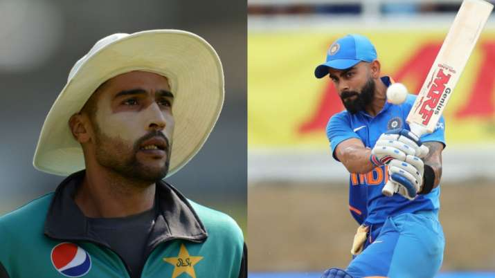 mohammad amir, virat kohli, virat kohli spirit of cricket award, spirit of cricket award, icc spirit
