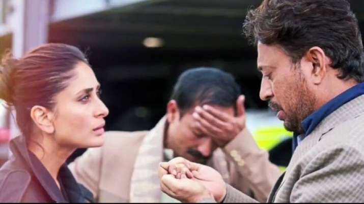 New still of Kareena Kapoor, Irrfan Khan from Angrezi Medium will leave you excited