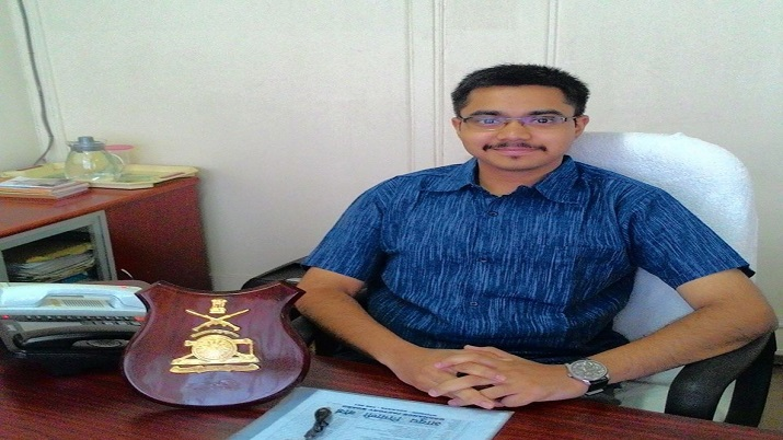 Odisha's Anshuman Kamila tops IES exam