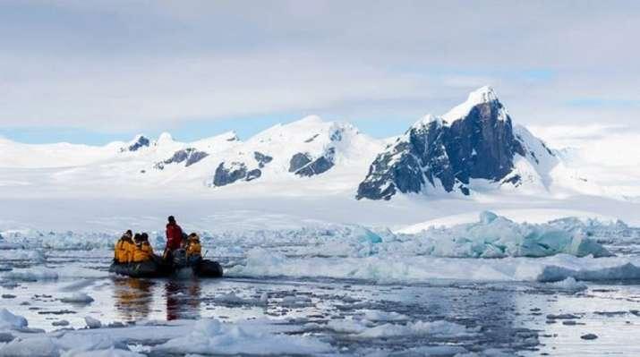 Arctic sea ice witnessed massive decline in 2019