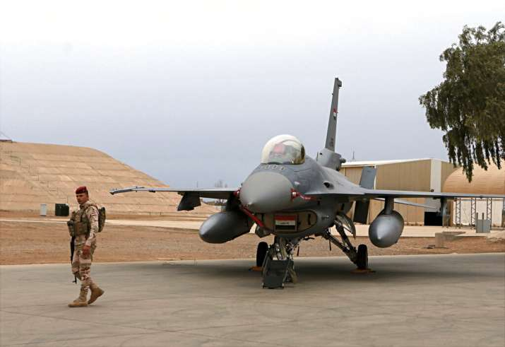 4 Iraqi soldiers injured as Balad airbase comes under attack again
