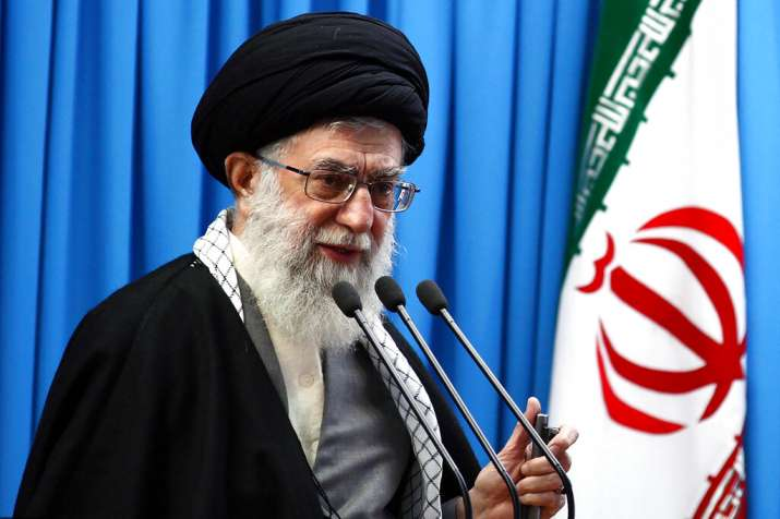 Iran Supreme Leader Ali Khamenei calls targeting US base 'Day of God'