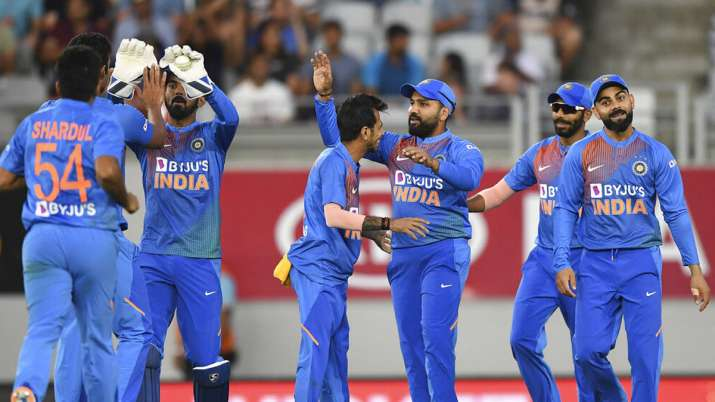 Image result for team india in nz 2020