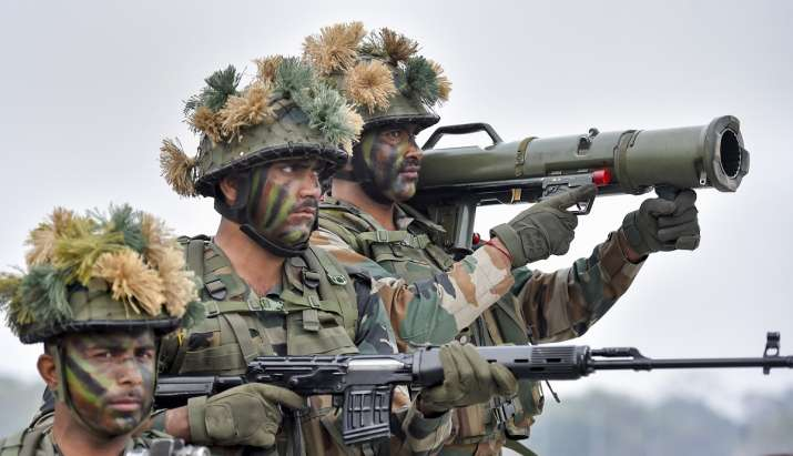 India Tv - Army Day