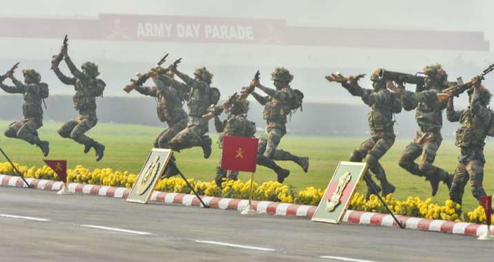 India Tv - Army day 2020