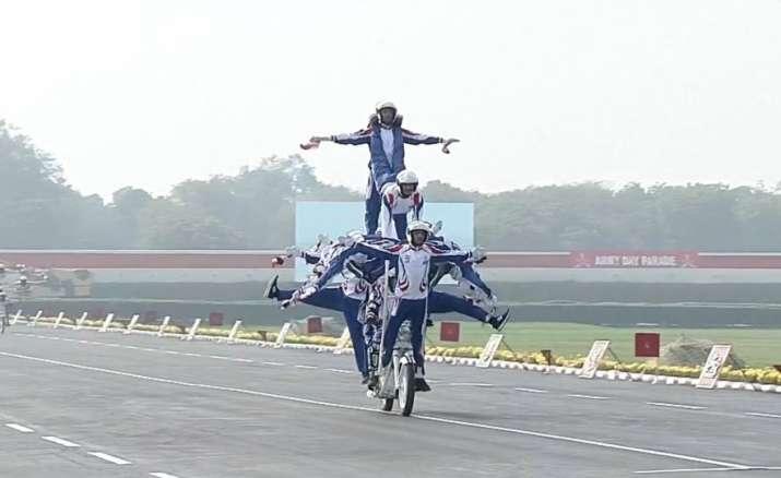 India Tv - Army Day Parade 2020