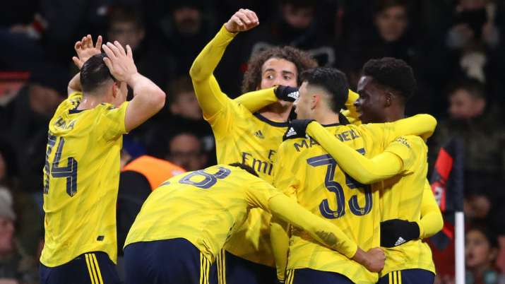 Arteta's methods taking hold as Arsenal advance in FA Cup with 2-1 win over Bournemouth