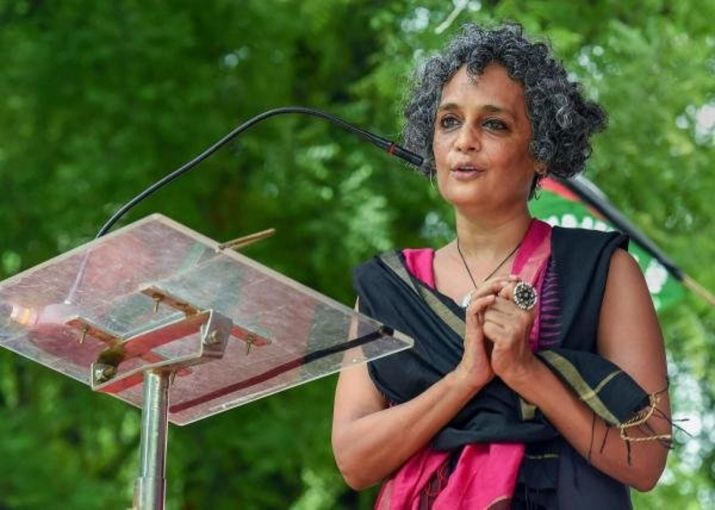 Efforts being made to normalise Islamophobia: Arundhati Roy