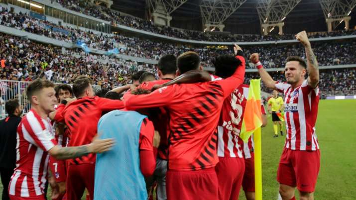 Spanish Super Cup Atletico S Win Over Barcelona Sets Up Madrid