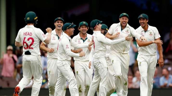 Australia vs New Zealand: Hosts cruise to 279-run win, complete 3-0  whitewash | Cricket News – India TV