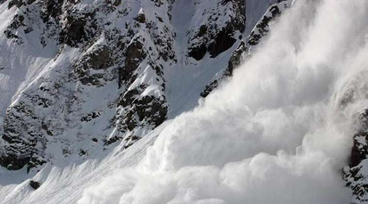 12-year-old girl found alive after remaining buried for 18 hours after avalanche in PoK