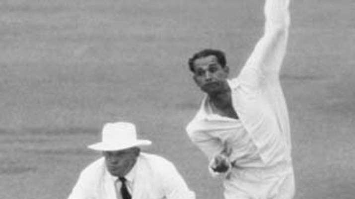 Former Indian all-rounder Bapu Nadkarni