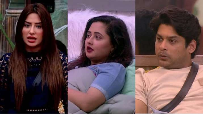 Bigg Boss 13: Rashami Desai's mother blasts Sidharth Shukla, Mahira Sharma's mom