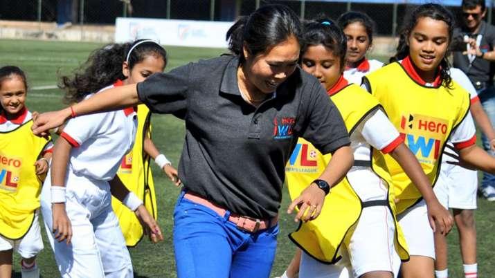 bembem devi, padma shri, bembem devi padma shri, padma shri honour, indian football