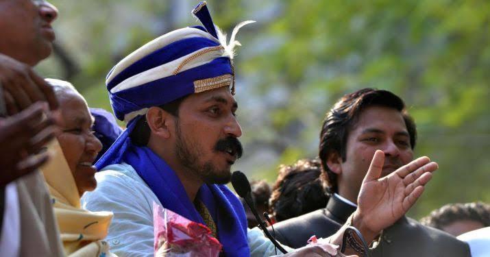 Bhim Army chief Chandrasekhar Azad