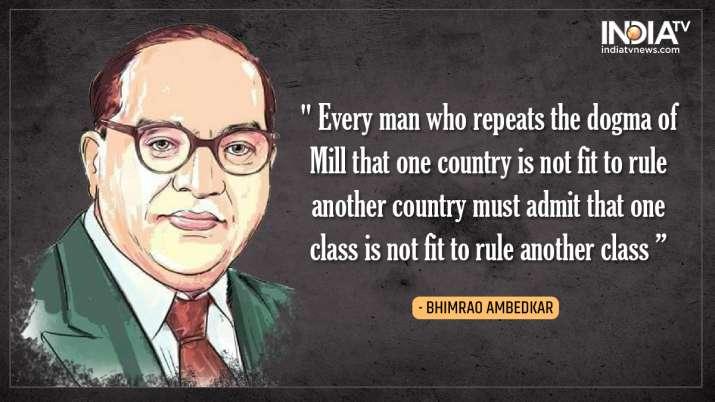 India Tv - happy republic day, Dr. Bhimrao Ambedkar