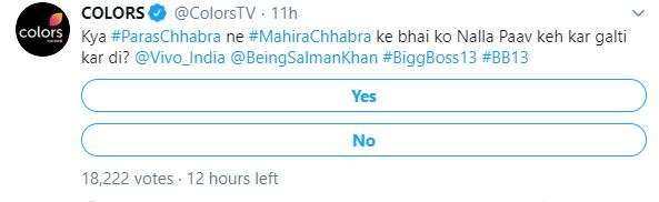 India Tv - Channel gets trolled for calling Bigg Boss 13 contestant 'Mahira Chhabra'