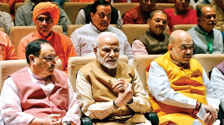 BJP set to get new president, Nadda likely to succeed Shah