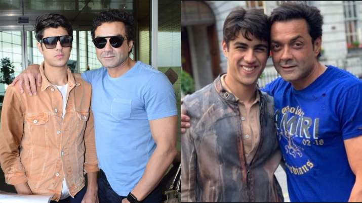 Bobby Deol talks about son Aryaman's Bollywood debut, says,