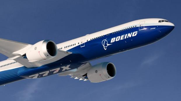 Boeing's gigantic 777-9X plane completes maiden test flight