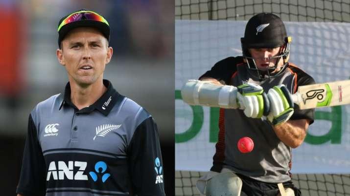trent boult, tom latham, tom latham injury, trent boult injury, india vs new zealand, ind vs nz, new