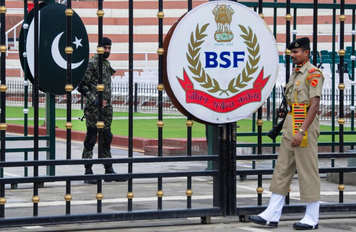 BSF recruitment scam
