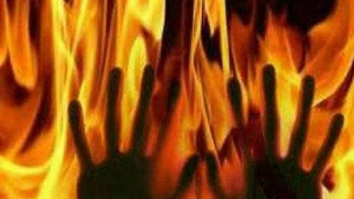 Family of six in Meerut set on fire while sleeping