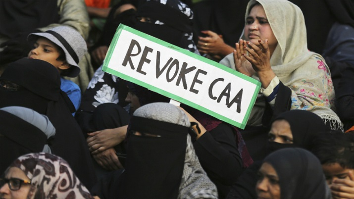 Teacher asks girl students to go to Pak if unwilling to accept CAA; suspended