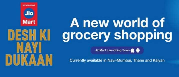 jiomart, jiomart launch, jiomart reliance launch, reliance jiomart, e commerce venture, jiomart, ama
