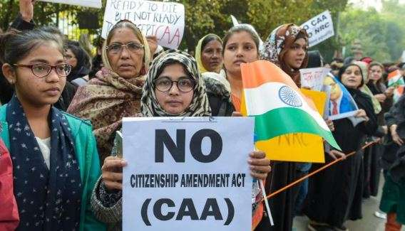 Protest held in Mumbai against CAA, violence in JNU