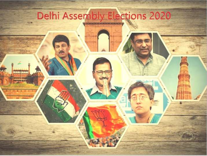 Delhi Election 2020 Who Is Fighting Whom Constituency Wise Full