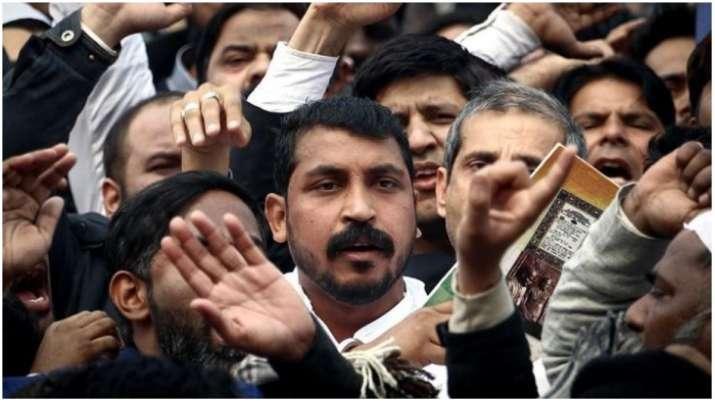 Bhim Army's Chandrashekhar Azad granted bail in Daryaganj Anti-CAA protest case