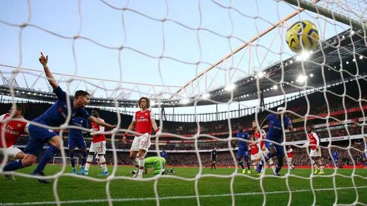 Can Arsenal salvage that December defeat at Chelsea's home