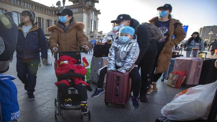 Coronavirus ALERT: China confirms possibility of virus