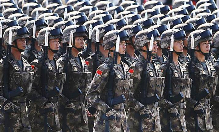 India Tv - Global Firepower Index, China