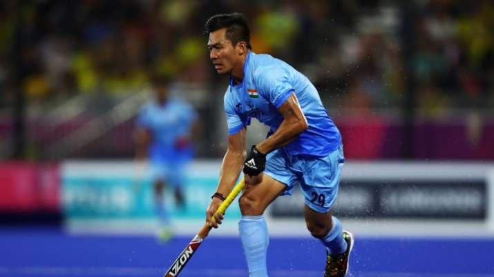 chinglensana singh, indian hockey team, chinglensana singh return