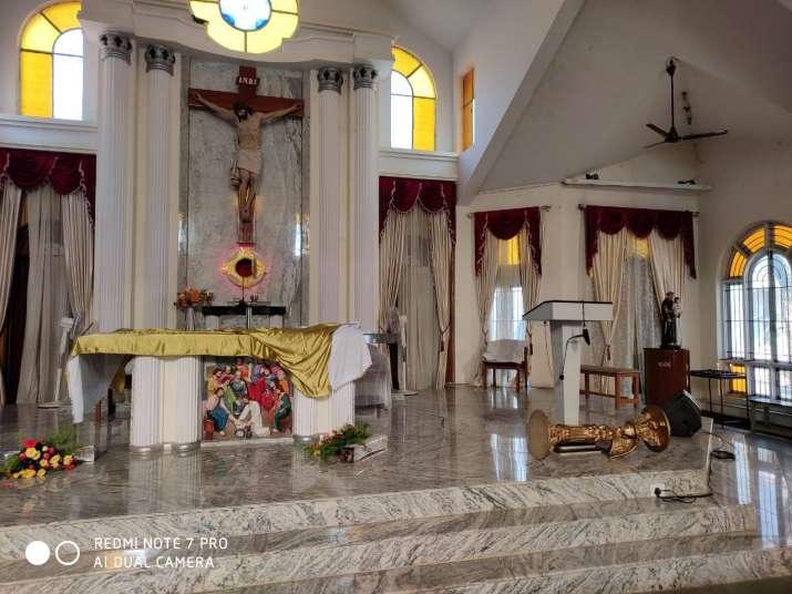 Bengaluru Church Attacked: Miscreant desecrated sanctum and threw away Holy Communion at Kengeri's S