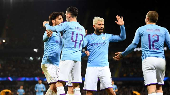 Fa Cup Manchester City Rout Port Vale 4 1 United Wolves