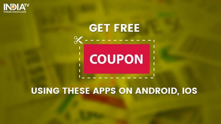 best coupon app, best coupon apps, best coupon apps in India, best coupons apps 2019, Best Free Apps