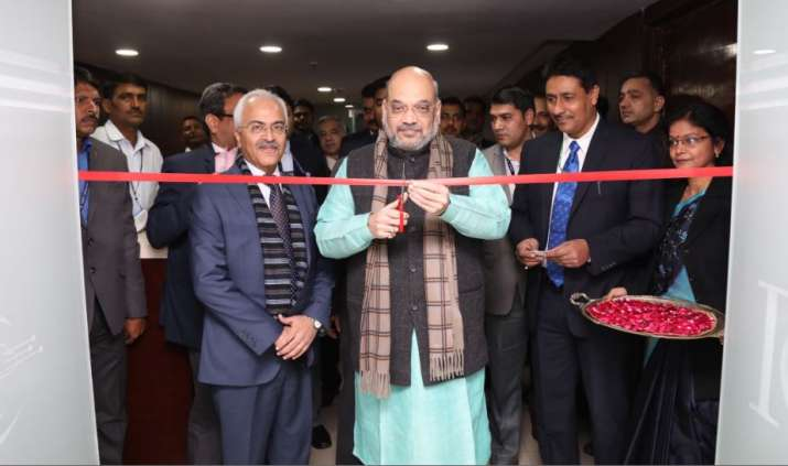 Amit Shah inaugurates Indian Cyber Crime Coordination