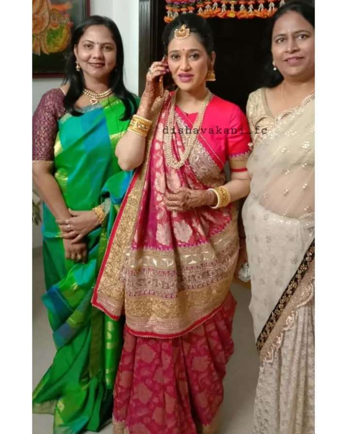 India Tv - disha vakani daughter stuti
