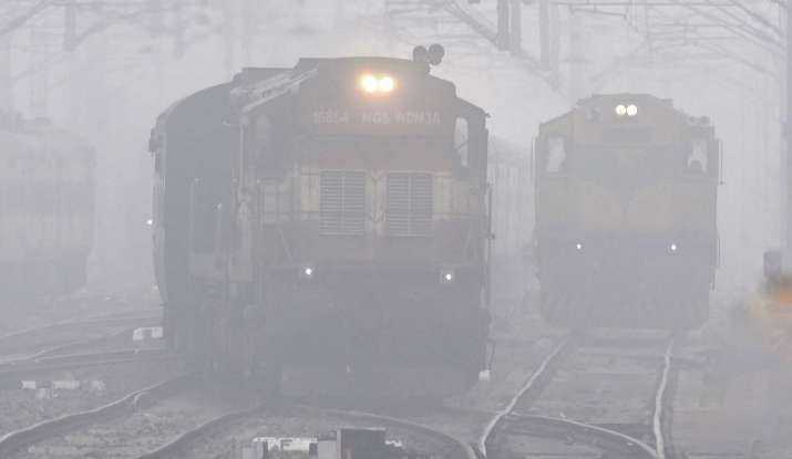 IRCTC Alert! 25 Delhi-bound trains delayed due to fog in
