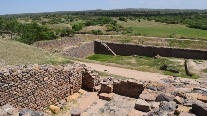 Researchers link Harappan city decline to lost river in Kutch
