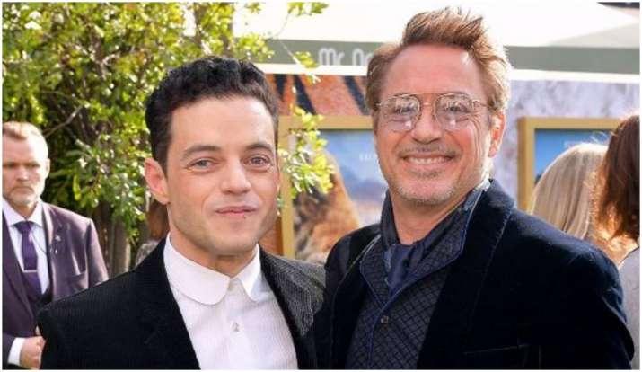 Robert Downey Jr, rami malek