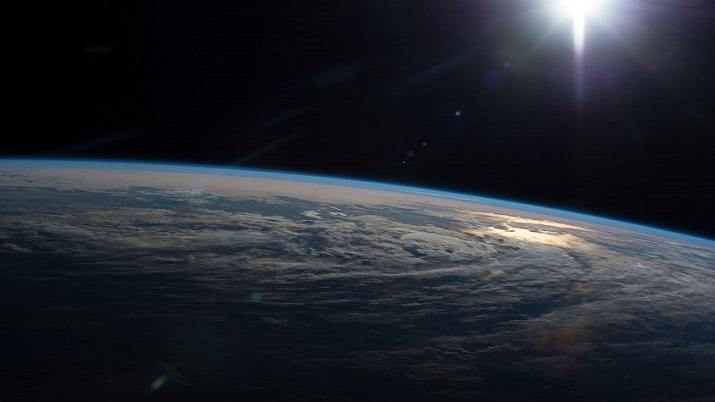 Early Earth's atmosphere was rich in carbon dioxide: Study