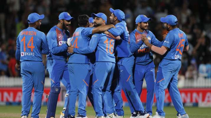 Image result for team india vs new zealand""