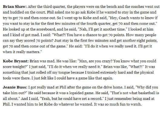 India Tv - Conversation between Kobe Bryant and fellow baller Brian Shaw.